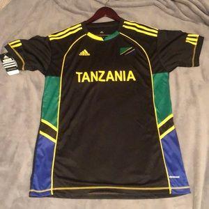 Tanzania Soccer Jersey